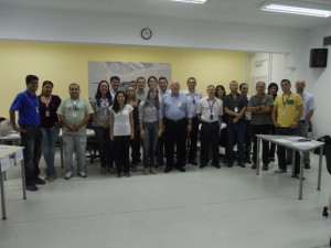 Equipe Embraer para os cursos do PEEP2 - DFMA, Design to Cost e FMEA